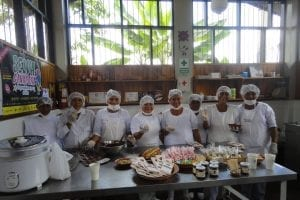 Peruvian chocolate producers